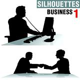 Silhouettes - Business 1