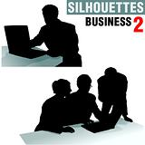 Silhouettes - Business 2