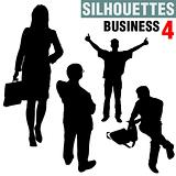 Silhouettes - Business 4