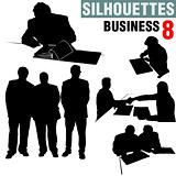 Silhouettes - Business 8