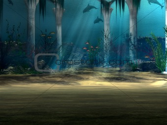 image 134812 underwater background from crestock stock photos