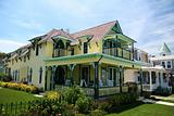 Victorian House on Martha&#39;s Vineyard