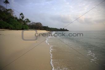 Mombassa beach