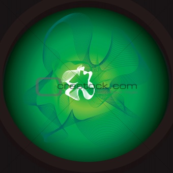 time tunnel green