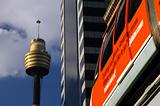 Sydney CBD detail