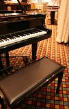 Grand Piano and Seat