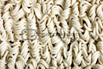 abstract texture of noodles