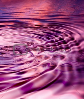 Surreal ripples
