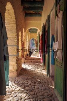 Arab shopping center (Agadir, Morocco)
