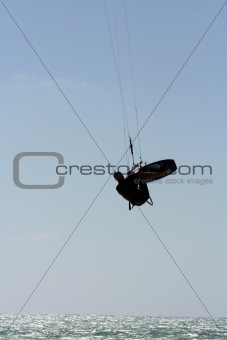 Kitesurfing I