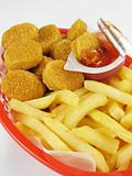 Nuggets Basket