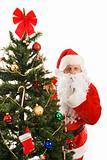 Santa Claus Shhhhhh