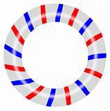 Barber pole circle