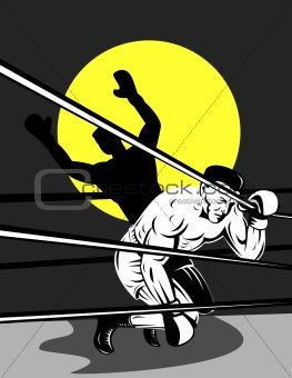 Boxer knockout