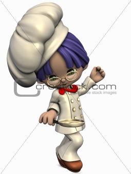 Little Cook - Toon Figure