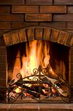 Fireplace