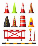 Traffic Cones, Drums & Posts