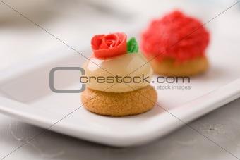 Tiny cookie