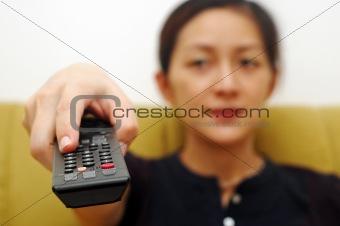 Click TV Remote