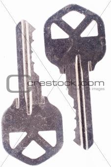 A pair of odd keys