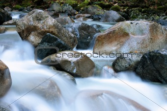 Clear, Cold, Creek
