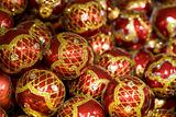 Glittering balls