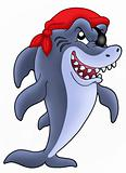 Pirate shark