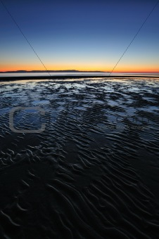 Tide patterns