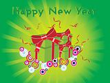 new year banner, design15