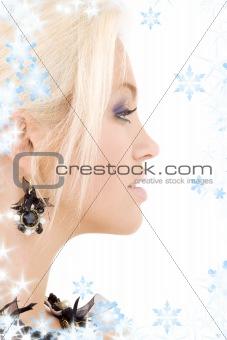 black jewelry