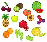 Various Fruits Part 2