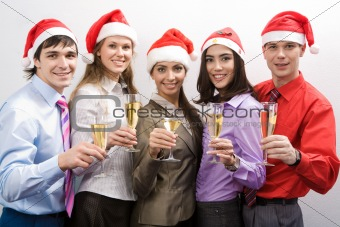 Business Santas
