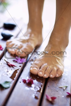 foot care-spa