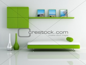 green relax room