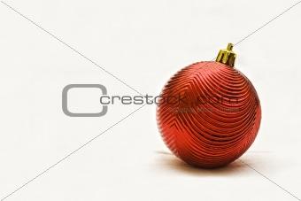 1 christmas ball