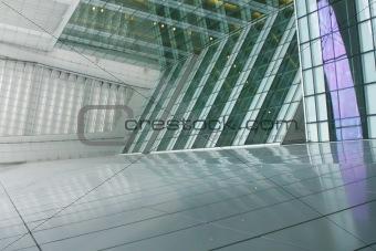 A Futuristic Office Architecture