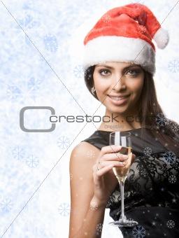 Charming Santa