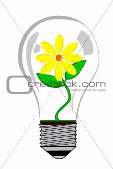 Greenhouse Light bulb