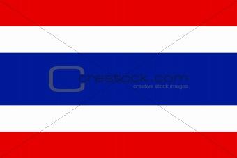 Flag of Thailand