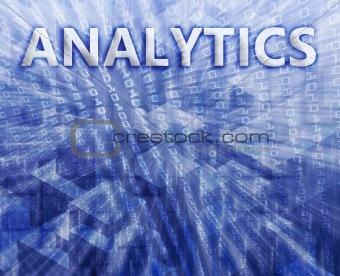Analytics illustration