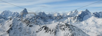 landscapes series - swiss alps
