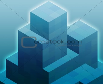 Cubic blocks