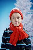 little winter boy
