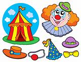 Circus clown collection