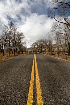 road rural