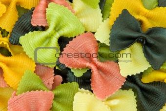 bow pasta