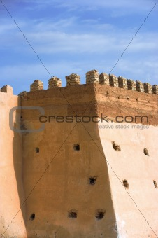 Arab fortress