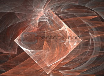 Abstract Art  - Entering the Cube