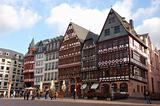 Historic Houses in Frankfurt Main