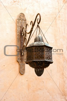 Arab lamp (oil)